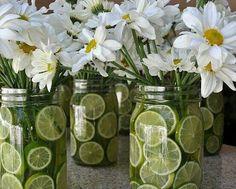 Margaritas y limones