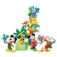 Clip Art Disney Christmas Clipart disney group images and cartoon christmas clip art xmas pictures images