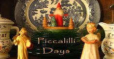 Piccalilli Days. Complete doll tutorial.