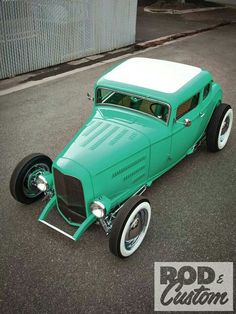 32 Ford 5 window coupe - Chopped Top Highboy - Classic Hot Rod