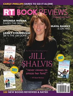 Wow, talk about a surreal moment, the cover of RT! Thnx @RT_Magazine and @GrandCentralPub! pic.twitter.com/8qPLDKENu7