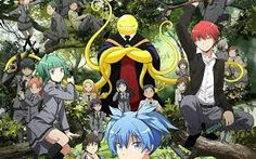 """With this week's launch as part of their winter """"Dubcast"""" streaming programming, FUNimation has announced the English cast for the second season of hit Shonen Jump adaptation Assassination Classr Classroom Images, Classroom Posters, Classroom Fun, Phantasy Star Online 2, Log Horizon, Blue Exorcist, Assassin, Itona Horibe, Comedy School"""
