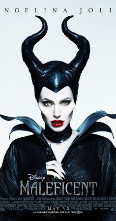 Maleficent - BEAUTIFUL CGI! Sam Riley makes an awesome crow, and of course Angelina is perfection.