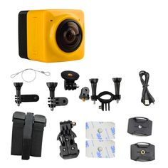 Cheap camera 360, Buy Quality camera 360 degree directly from China camera mini Suppliers: New Portable WIFI HD 1080p Sport Action Camera 360 Degree Panorama Camera Mini HD Panoramic Video 3D VR Camera Enjoy ✓Free Shipping Worldwide! ✓Limited Time Sale✓Easy Return.