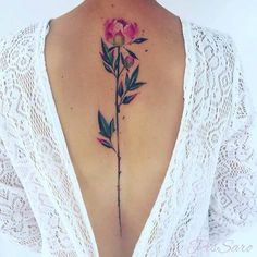 Hermoso Flor por Pis Saro