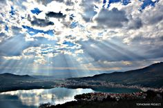 sky games at Kastoria Greece - null