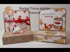 Pocket Tissue Holder - YouTube