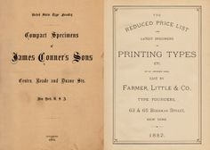 How Tobias Frere-Jones Discovered NYC's Lost Neighborhood Of Type  In the 19th century, nearly all type foundries were clustered in Lower Manhattan--for good reason.