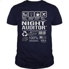 Awesome Tee For Night Auditor - #t shirt designer #blank t shirt. CHECK PRICE => https://www.sunfrog.com/LifeStyle/Awesome-Tee-For-Night-Auditor-106201660-Navy-Blue-Guys.html?60505