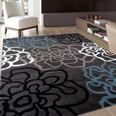 Are you looking for stylish and chic gray area rugs that are inexpensive?  Gray area rugs are all the rage now. I've collected some of the most popul