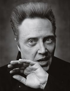 Christopher Walken: The Hollywood Interview