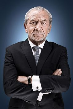 Lord Alan Sugar - The Apprentice Star who has an estimated wealth of £770m