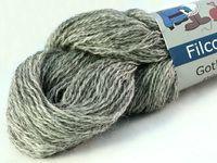 Gotlandic Wool - Light Grey (958) - 100 g