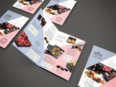 Création de la plaquette Chocolats 2016 de la Maison Gaucher