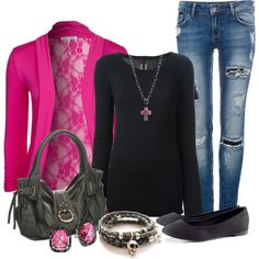 Untitled #805, created by lisamoran on Polyvore