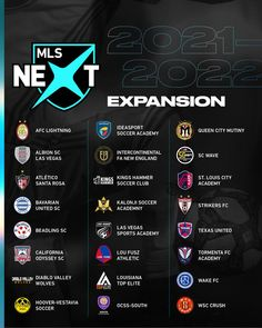 MLS NEXT (@MLSNEXT) / Twitter Soccer Academy, Happy Canada Day, Major League Soccer, The Expanse, Louisiana, New England, Las Vegas, The Unit, Twitter