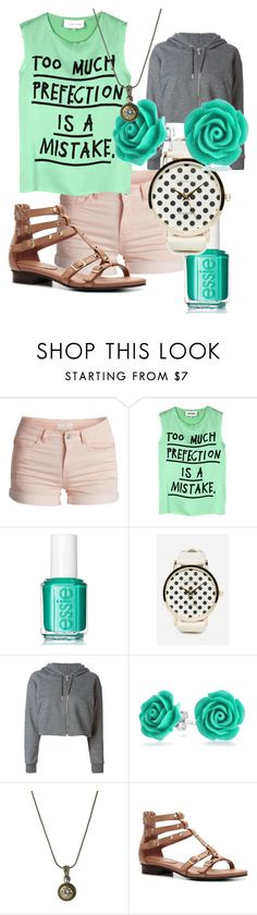 """""""Untitled #103"""" by omgjessikah ❤ liked on Polyvore featuring Pieces, 5 Preview, Essie, Golden Goose, Bling Jewelry and Crown Vintage"""
