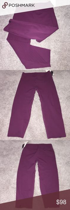 Lululemon Enlighten Crop L NWT PLUM Lululemon Enlighten Crop L NWT PLUM.                              ❗️Reasonable Offers Appreciated  ❗️No Trades ❗️If interested use offer feature to make offer not the comment section, thank you. lululemon athletica Pants Ankle & Cropped