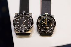 Hands-On: The Triton Subphotique, A Modern Reissue Of An Unusual Vintage Dive Watch