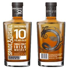 Connacht Irish whiskey. One of the new distilleries.
