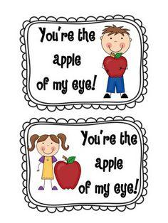 apple of my eye freebie for apple unit