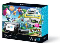 Nintendo unveils new Wii U Deluxe Set