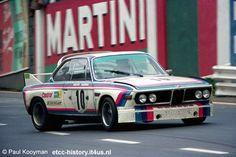 Dieter Quester / Toine Hezemans - BMW 3.0 CSL - BMW Motorsport GmbH - 24 H de Francorchamps - 1973 European Touring Car Championship, round 5