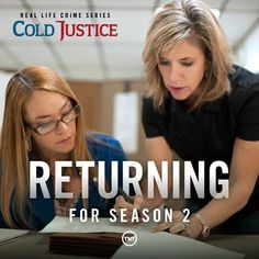 Cold Justice. Real life crimes