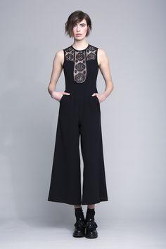 Nanette Lepore Pre-Fall 2016 Fashion Show