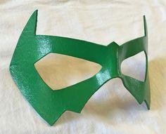Damian Wayne Robin Cosplay Mask