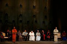 Pope Francis, at World Trade Center, Condemns Fanaticism - The New York Times