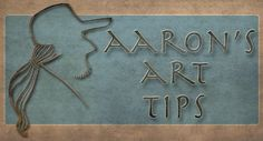 Aaron's Art Tips 11 - Don't be a slave to your photo reference! (+playlist)