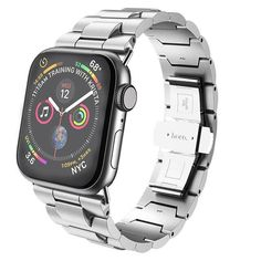 Apple Watch 42mm, Apple Watch Series, Apple Watch Bands Fashion, Apple Watch Wristbands, Stainless Steel Metal, Apple Products, Watch Case, Metal Bands, Smart Watch