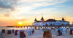 129€   -54%   #Ostsee - Exquisite #Auszeit im 5-Sterne #Hotel auf #Usedom