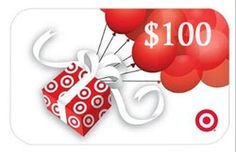There's still time! Out $100 Target gift card giveaway ends at 12:00 Noon CST. Enter now!