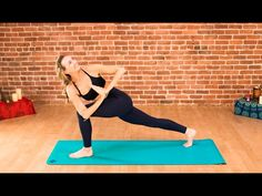 Home Workout: A Yoga and Pilates Hybrid Class You Can Do Anywhere Greatist