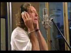 Jimmy Page & Robert Plant My bucket's got a hole in it - YouTube