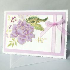 Altenew - Peony Bouquet