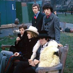 1967 The Rolling Stones' Style Evolution | The Zoe Report