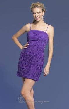 Strapless Mesh Dress by Dave and Johnny for sale at $181.70 amazing price, it is designer dress and made to order! Its product model is [designerdrsses1190] . CHEAPERDESIGNERDRESSES.COM , will be your friend.