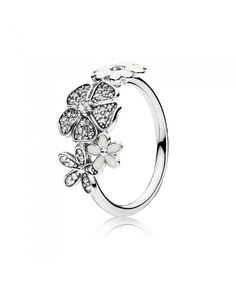 PANDORA ShimmeRingBouquet Ring We have the best choice of their favorite, easy to match the style.
