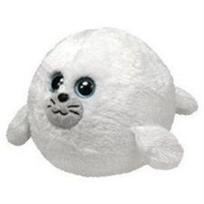 Ty Beanie Ballz Seymour The Seal