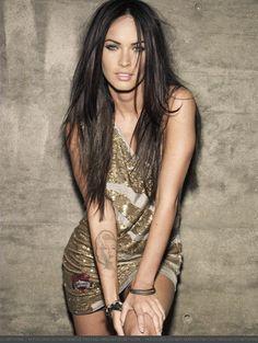 Megan Fox by Cliff Watts