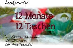 Linkparty 12 Monate - 12 Taschen