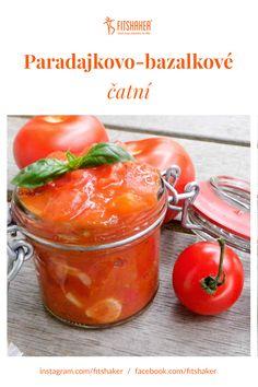 Paradajky, cesnak a bazalaka. Tak tomu sa povie priniesť si chuť Talianska na tanier. Výborne chutí napríklad na hrianke.
