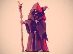 low poly character - Buscar con Google