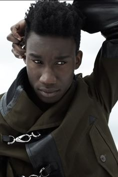 Fantasy Cast: Nathan Stewart-Jarrett as Triton. (Triton is an insider, central to the Prophet's plan and quickly becomes a friend of Avrilis. I. Adore.)