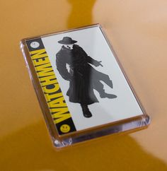 Cool Watchmen Fridge Magnet by UnofficiallyOriginal on Etsy Ferrari Logo, Magnets, Superhero, Cool Stuff, Logos, Etsy, Logo