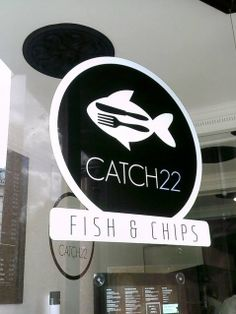 Catch 22 Fish and Chip shop and restaurant in Bristol review