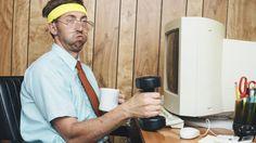 Kantoorgym: de 10 beste oefeningen voor achter je bureau